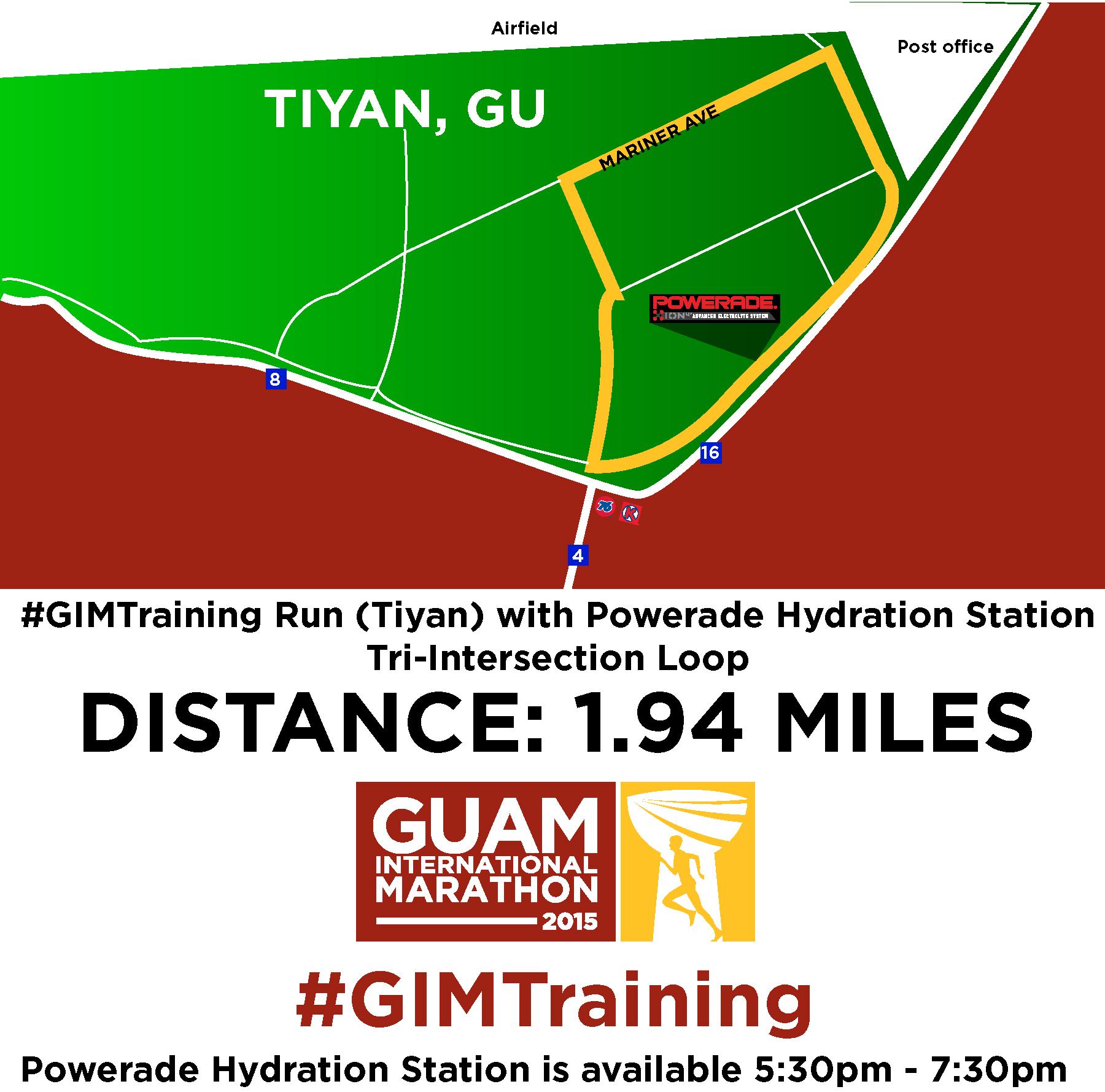 Tiyan course