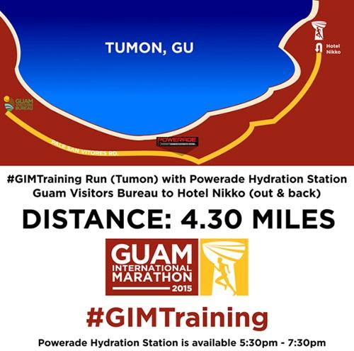 Tumon course