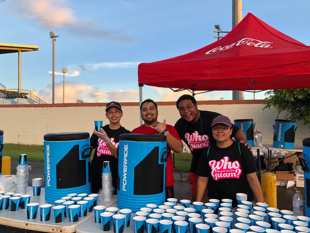17th Annual Strides for the Cure:<br>Powerade hydrates over 2,000 participants